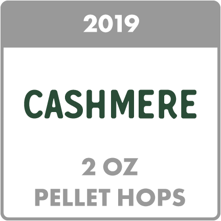 Cashmere Hops, 2 oz - 2019 Crop - Homebrew Supplies in Vermont