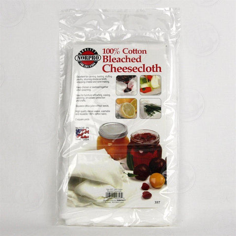 Cheesecloth - Homebrew Supplies in Vermont
