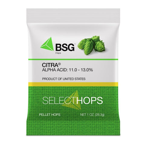 Citra Hops - Homebrew Supplies in Vermont