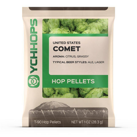 Comet Hops - 1oz - Homebrew Supplies in Vermont