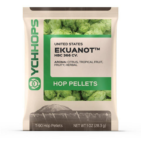 Ekuanot Hops - 1oz - Homebrew Supplies in Vermont