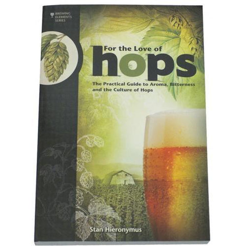 For the Love of Hops - Homebrew Supplies in Vermont