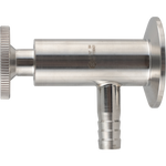 ForgeFit® Stainless Sample Valve - 1.5 in. T.C. - Homebrew Supplies in Vermont