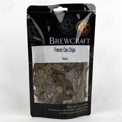 French Oak Chips (Medium) - 4 oz - Homebrew Supplies in Vermont