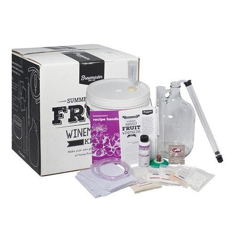Fruit Wine Equipment Kit - Homebrew Supplies in Vermont