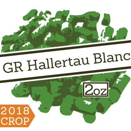 Hallertau Blanc Hops, 2oz - 2018 Crop - Homebrew Supplies in Vermont