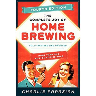 Joy Of Homebrewing - 4th Edition - Papazain, Book - Homebrew Supplies in Vermont