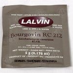 Lalvin RC-212 Dry Yeast - Homebrew Supplies in Vermont