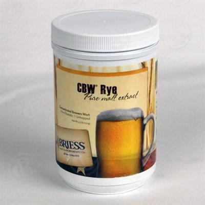 Liquid Extract Rye 3.3 LB - Homebrew Supplies in Vermont