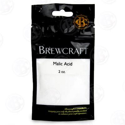 Malic Acid - 2 oz - Homebrew Supplies in Vermont