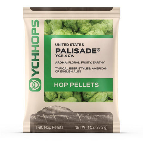 Palisade Hops - 1oz - Homebrew Supplies in Vermont