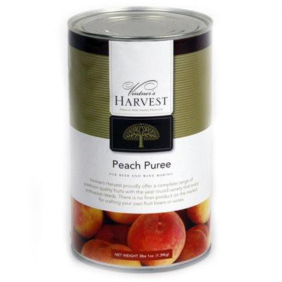 Peach Puree - 49 oz - Homebrew Supplies in Vermont