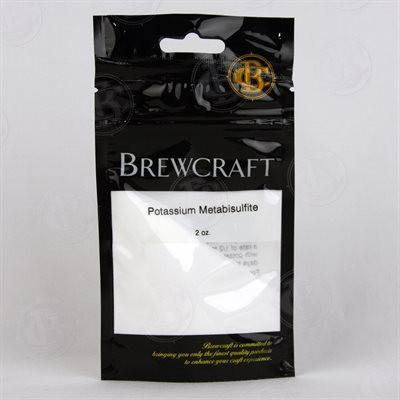 Potassium Metabisulfite - Homebrew Supplies in Vermont