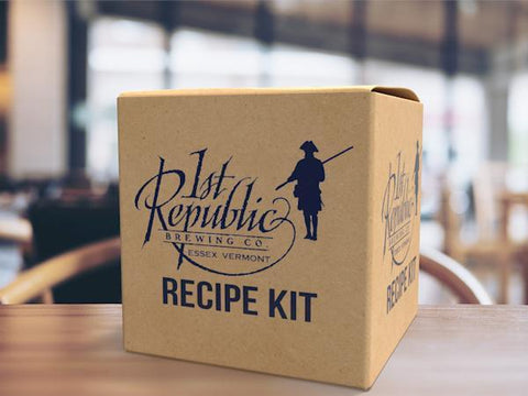 Recipe Kit - 5 Gallon Extract - 1st Republic 104 Porter - Homebrew Supplies in Vermont
