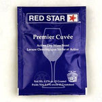 Red Star Premier Cuvée Dry Yeast - Homebrew Supplies in Vermont