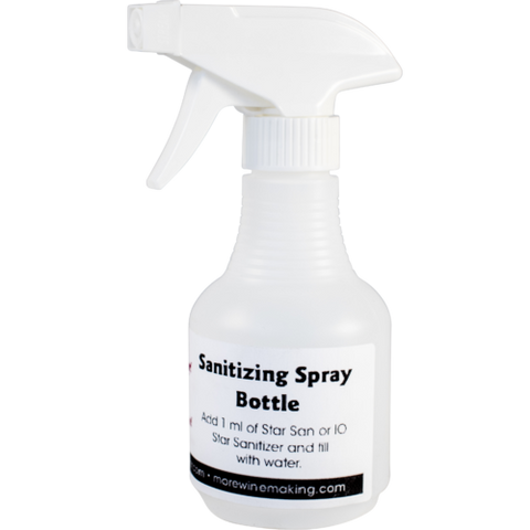 Sanitizing Spray Bottle - Homebrew Supplies in Vermont