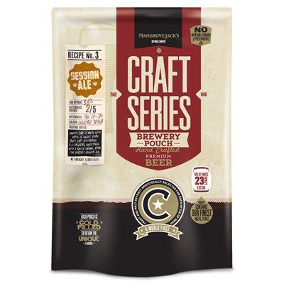 Session Ale Brewery Pouch - Vermont Homebrew Supplies