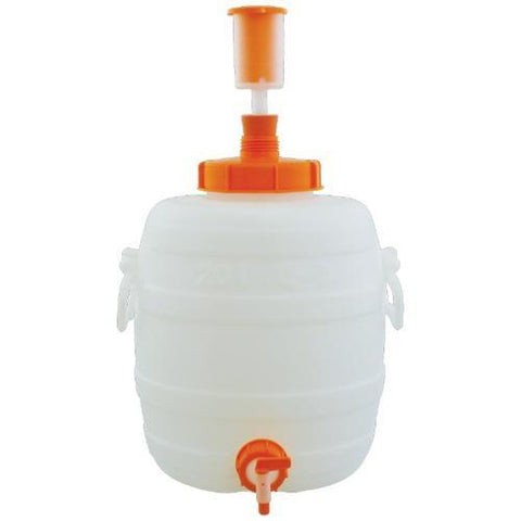 Speidel Plastic Fermenter - 20L (5.3 gal) - Homebrew Supplies in Vermont