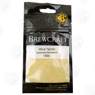 Tannic Acid - 1/2 oz - Homebrew Supplies in Vermont