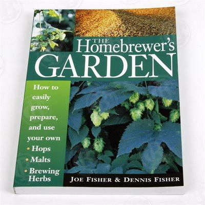 The Homebrewers Garden - Fisher & Fisher, Book - Homebrew Supplies in Vermont