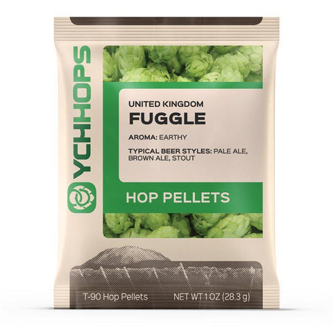 UK Fuggle Hops - Homebrew Supplies in Vermont