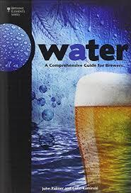 Water Book: A Comprehensive Guide for Brewers - Homebrew Supplies in Vermont