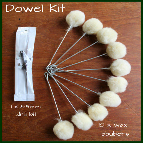 Dowel Kit - Mushroom Log Cultivation