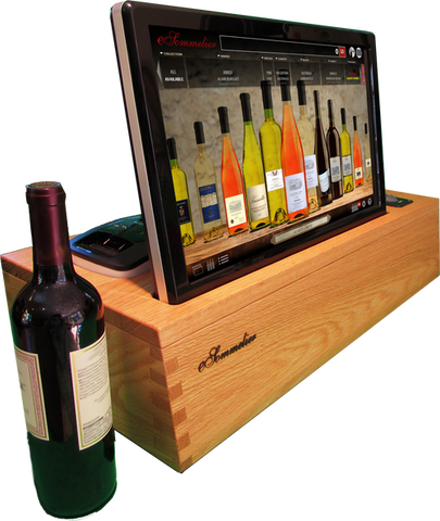1 - eSommelier Wine Management System