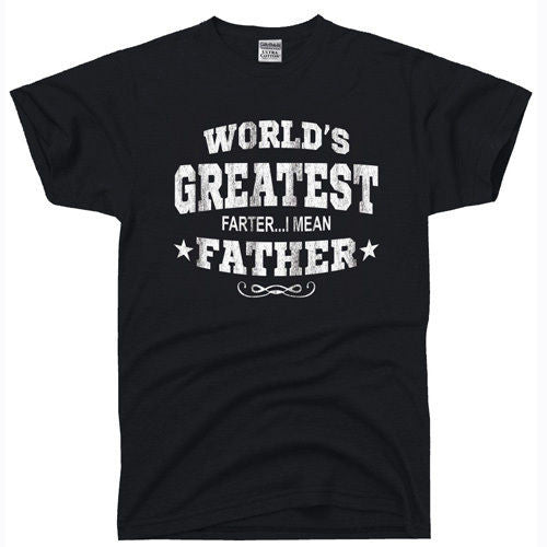 worlds greatest farter tee