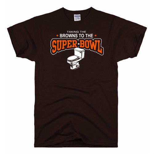 Browns to the Super Bowl Tee