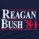 reagan bush 84 tee