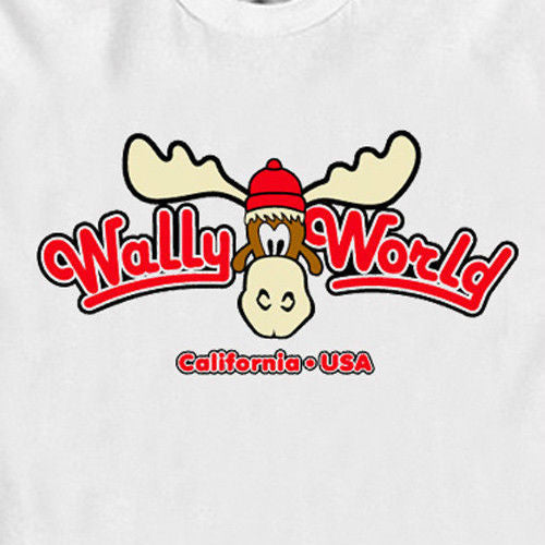 wally world tee