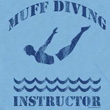 muff diver tee