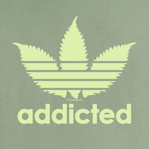 Addicted Tee