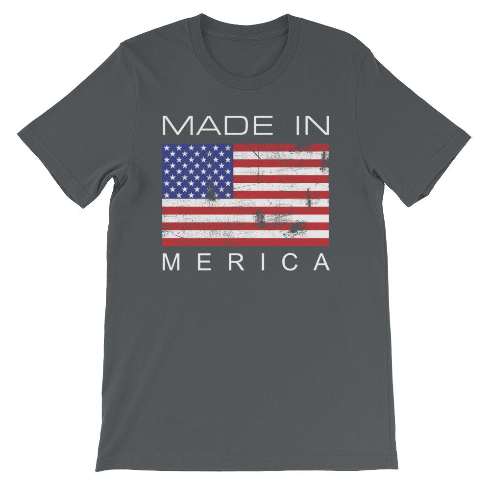 made in merica tee