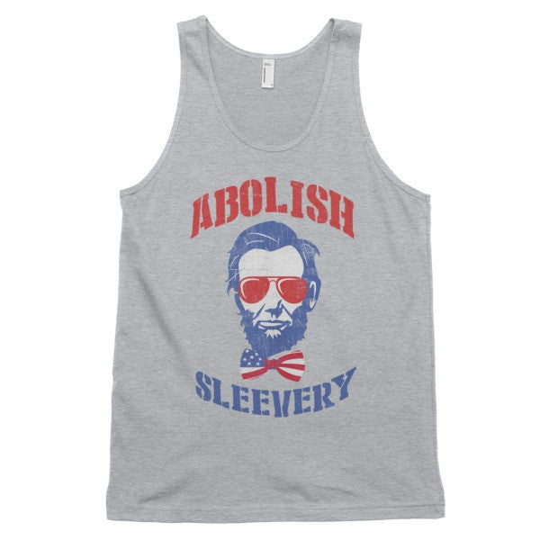 abolish sleevery tank
