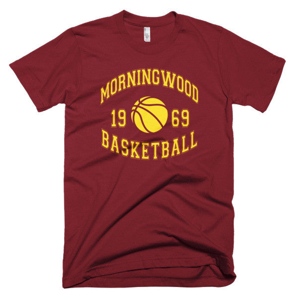 morningwood basketball tee