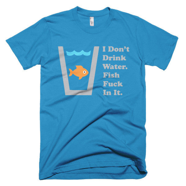 fish f' in it tee