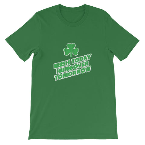 irish stache tee