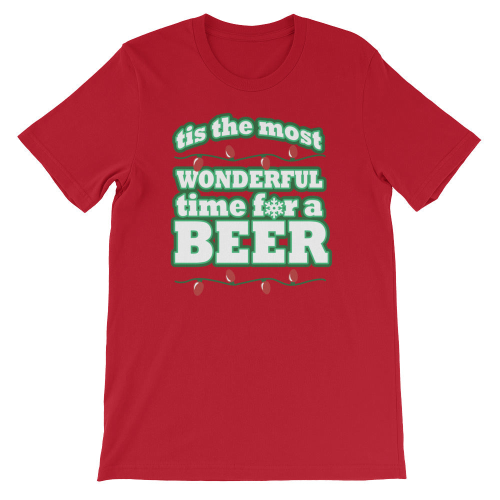 Tis the Most Wonderful Time for Beer Tee