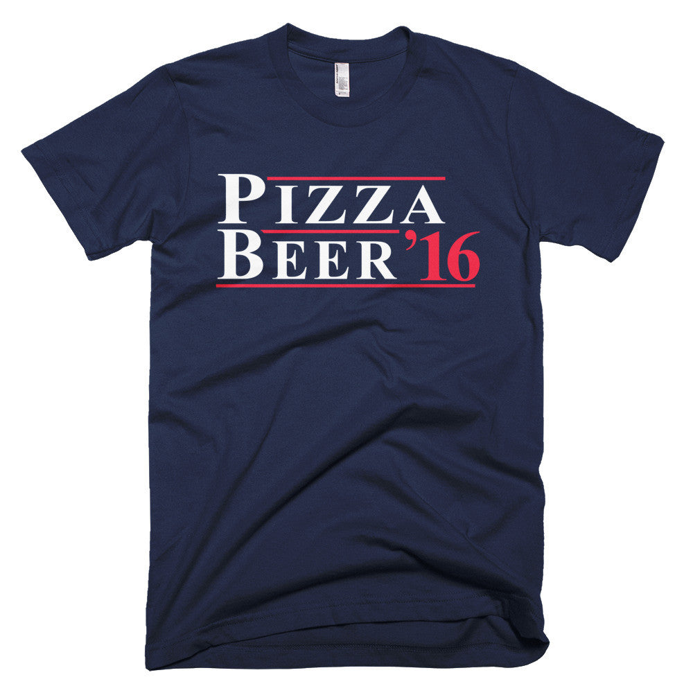 pizza beer '16 tee