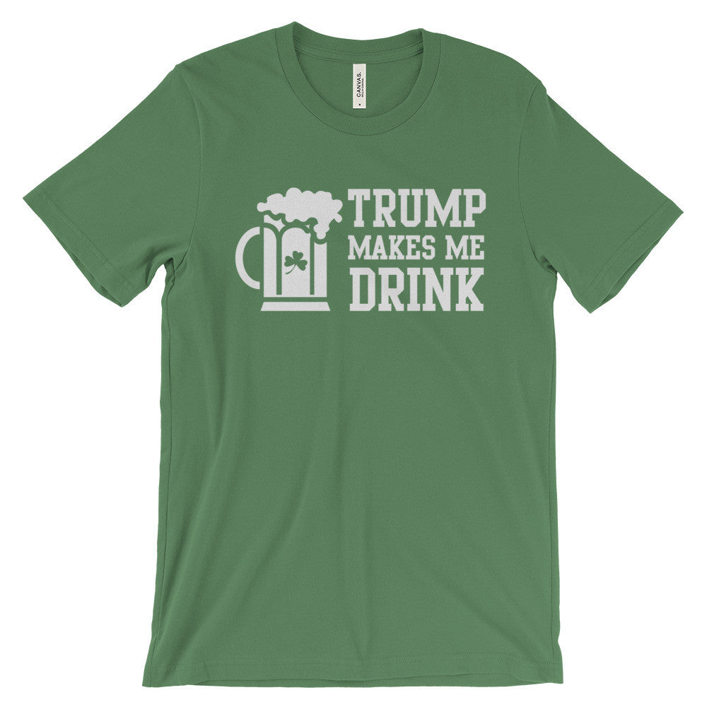 trump makes me drink tee