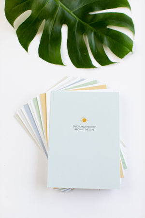 Minimalist Greeting Cards for any Occasion! (set of 12)