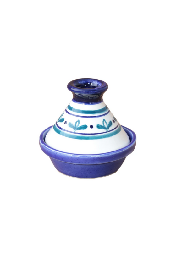 Mini Indigo Tagine