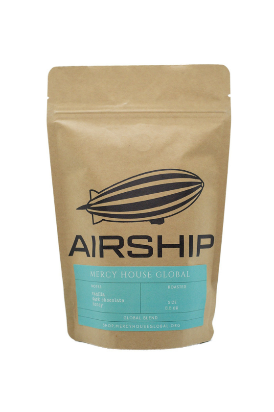 Mercy House Coffee Blend | Whole Bean - Mercy House Global