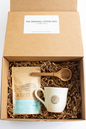 Curated Gift Box: The Original Coffee Box | A Latte Love Curated Gift Box - Fair Trade - Mercy House Global