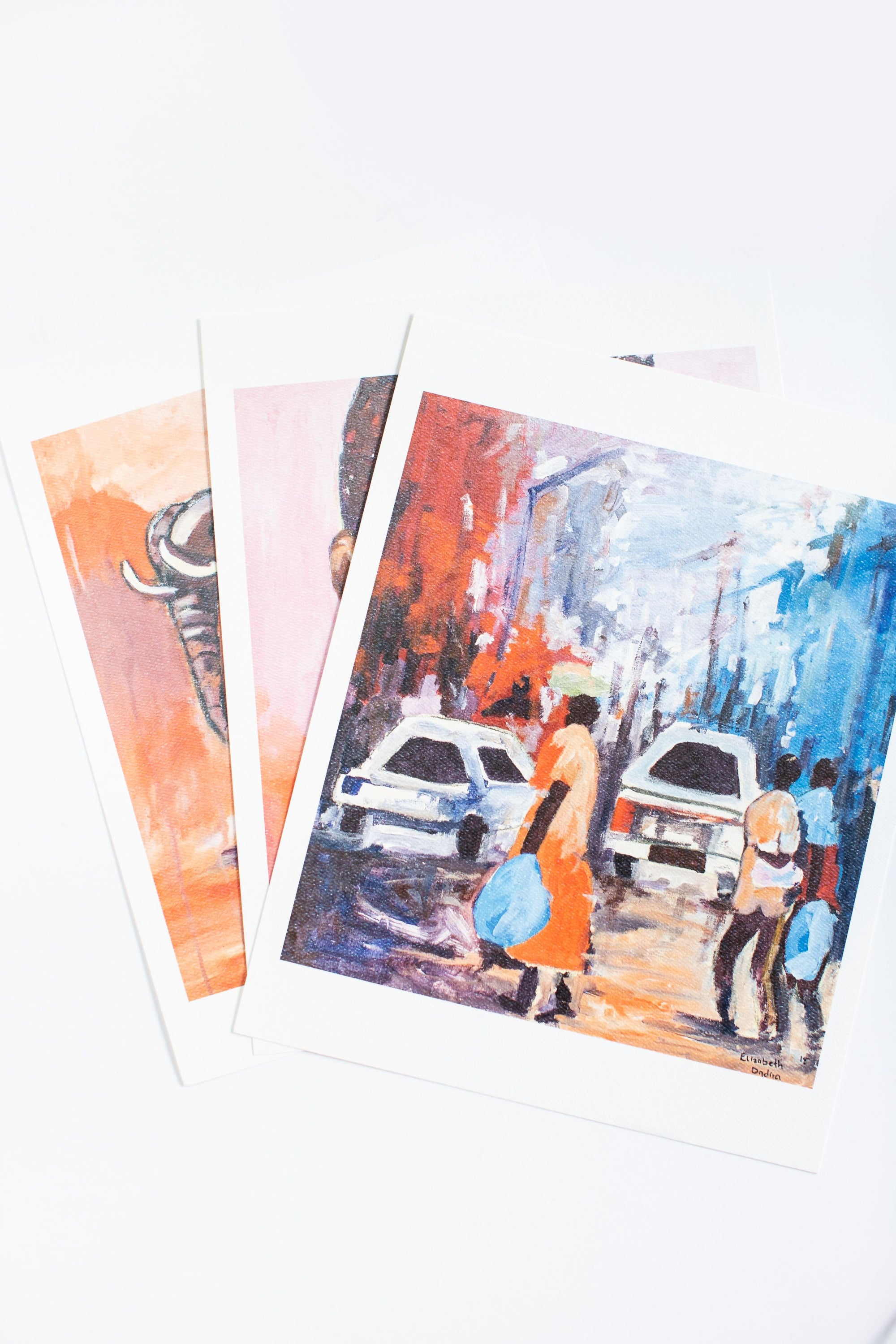 Elizabeth's Paintings | Set of 3