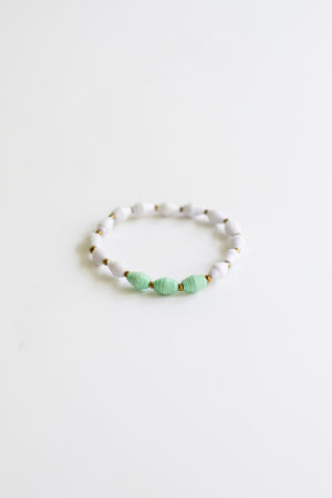 New! Gratitude Bracelet Bracelet - Fair Trade - Mercy House Global
