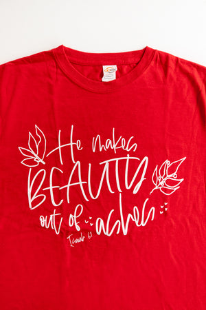 Beauty Out of Ashes T-Shirt