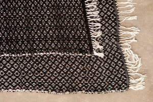 Miujiza Hand-Loomed Cotton Throws | 3' x 5' Rugs - Fair Trade - Mercy House Global